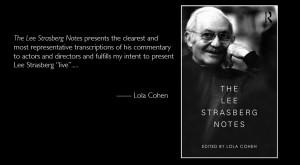 Lee Strasberg Method Acting