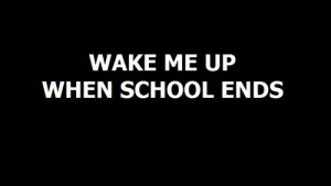 funny, green day, life, quote, school