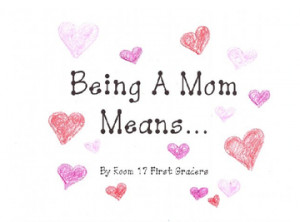 being a mother means quotes