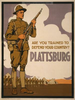 American WW1 Propaganda
