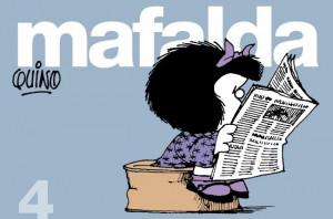 Mafalda 4, Quino [seud. de Joaquín Salvador Lavado], Lumen, 94 págs.