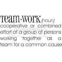Working Together As A Team For A Common Cause Teamwork Quotes