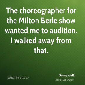 Danny Aiello Quotes