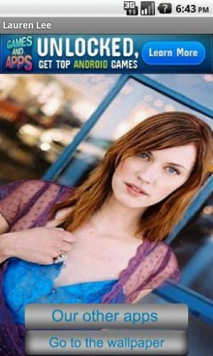 Lauren Lee Smith Actress