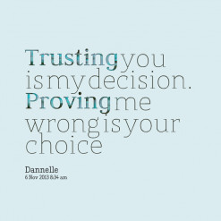 Quotes About Trusting People Quotes About Trust Issues and Lies In a ...