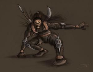 Ancient Japanese Ninja...