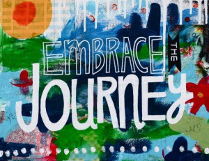 ... conscious effort to enjoy the journey. Savor the moment. ♥ #Free2Luv