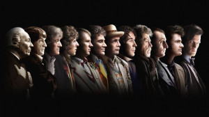Doctor Who through the ages - all twelve Doctors