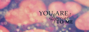 Valentines Day Heart Pictures with You Are Special to Me Quote