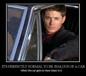 Dean Winchester Dean Winchester Motivational Pictures :DD