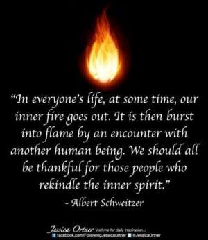 Albert Schweitzer Quote #Tapping #EFT