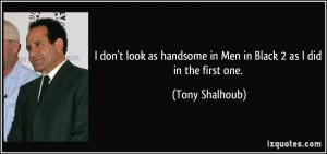 Handsome Men Quotes