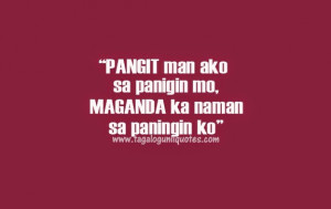 Tagalog Quotes For Her - Tagalog Quotes About Crush