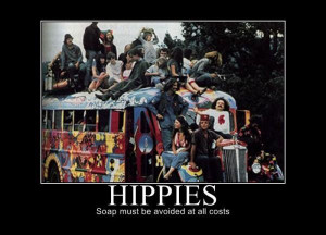 Motivational Posters :: Funny Picture Hippies