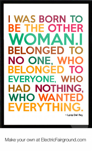 The Other Woman Quotes Lana