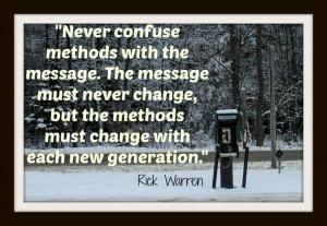 Rick Warren Quotes