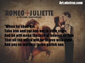 Romeo And Juliet Famous Quotes Famous Quotes from Romeo And
