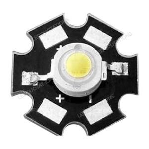 3W Cool White LED Bead 190-200LM 6000-6500K Energy Saving LED American ...