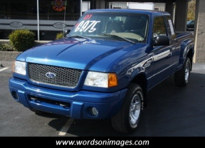 Ford ranger quote