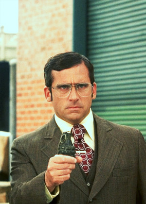 steve carell Will Ferrell anchorman brick brick tamland i love lamp ...