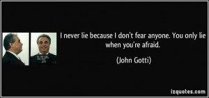 fear quotes - Google Search