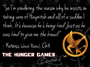 ago tagged as thg hunger games hunger games quotes the hunger games ...