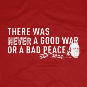 Famous American History Quotes - T-shirt Series