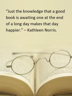 ... Is Awaiting One At The End Of A Long Day Makes That Day - Book Quote