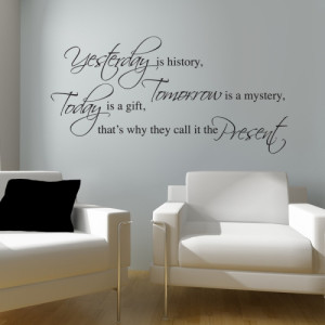 yesterday wall sticker wall sticker decals cheeky monkey nursery wall