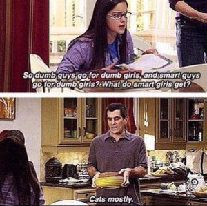 Alex and Phil Modern family Funny quotes