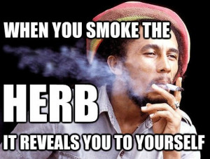 Go Back > Pix For > Bob Marley Smoking Quotes