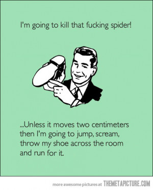 funny scary spider babies