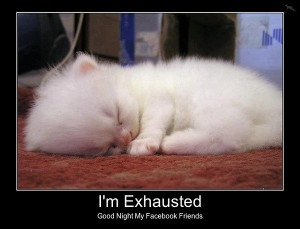 Exhausted - Image