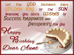 aunt happy birthday cards happy birthday happy birthday auntie quotes ...