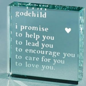 Spaceform Godchild Paperweight