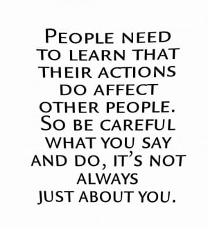 Quotes About People Using You People