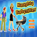 Naughty Babysitter...