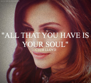 Cher Lloyd Quotes (Images)