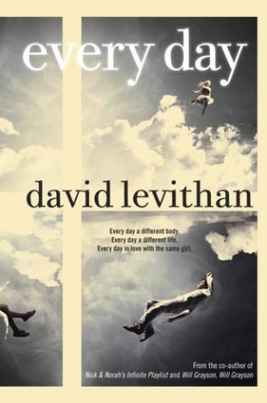 Book Review: 'Every Day' by David Levithan