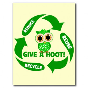 funny_reduce_reuse_recycle_post_card-ref6623139e374e2f8bdcbcba93714144 ...