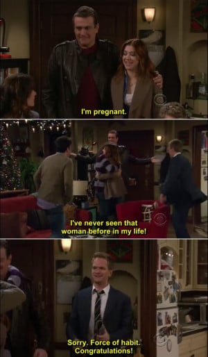 How I Met Your Mother Quotes
