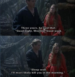 The Princess Bride quotes