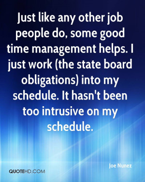 good time management quotes