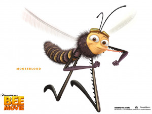 Bee Movie Mosquito Wallpapers