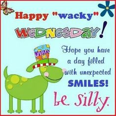 Happy Wednesday More