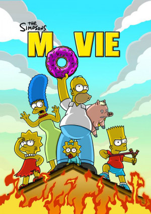 The Simpsons Movie (2007) Review