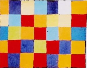 """... aufräumen"""" mit Paul Klee, Ursus Wehrli und den Schmetterlingen"""
