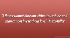 Max Muller Quote