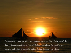 Inspirational Quotes – Mark Twain