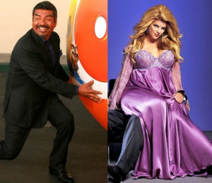 George Lopez fat jokes against 'DWTS' curvy contestants Kirstie Alley ...
